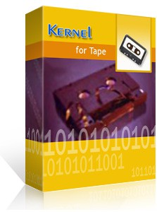 Kernel for Tape Boxshot