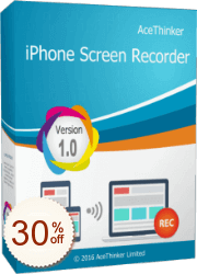 Acethinker iPhone Screen Recorder Shopping & Trial