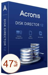 Acronis Disk Director Shopping & Trial