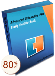 Advanced Uninstaller PRO OFF