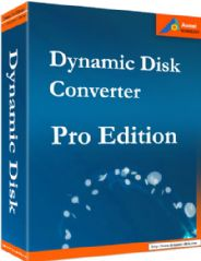 AOMEI Dynamic Disk Converter Pro Edition Discount Coupon