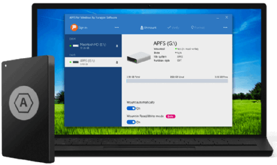 APFS for Windows by Paragon Software Shopping & Review