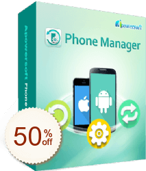Apowersoft スマホマネージャー Discount Coupon