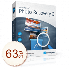Ashampoo Photo Recovery Discount Coupon