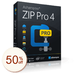 Ashampoo ZIP Pro Discount Coupon