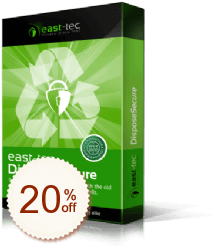 east-tec DisposeSecure Discount Coupon