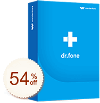 Dr.Fone - Data Recovery (Android) Discount Coupon