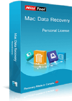 MiniTool Mac Data Recovery Shopping & Trial