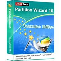 MiniTool Partition Wizard Technician Shopping & Trial