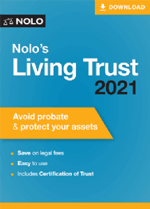 Nolo's Living Trust Discount Coupon