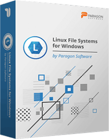Paragon Linux File Systems for Windows Shopping & Trial