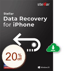 Stellar Data Recovery for iPhone OFF