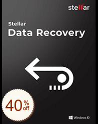 Stellar Phoenix Windows データ・リカバリー Discount Coupon