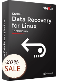 Stellar Recovery for Linux Discount Coupon