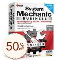 System Mechanic Business 割引情報