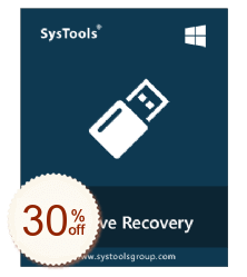 SysTools Pen Drive Recovery Discount Coupon