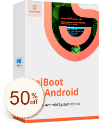 Tenorshare ReiBoot for Android Pro Discount Coupon