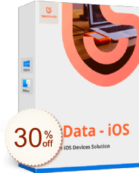 Tenorshare UltData (iPHONEデータ復元) Discount Coupon