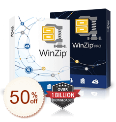 WinZip Discount Coupon