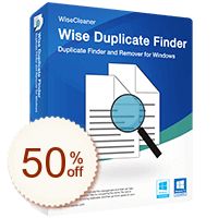 Wise Duplicate Finder Pro Discount Coupon