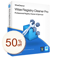 Wise Registry Cleaner Pro Discount Coupon